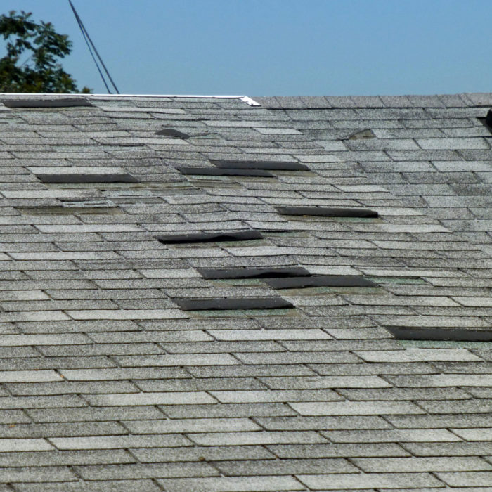 Why Your Roof May Have Wind Damage